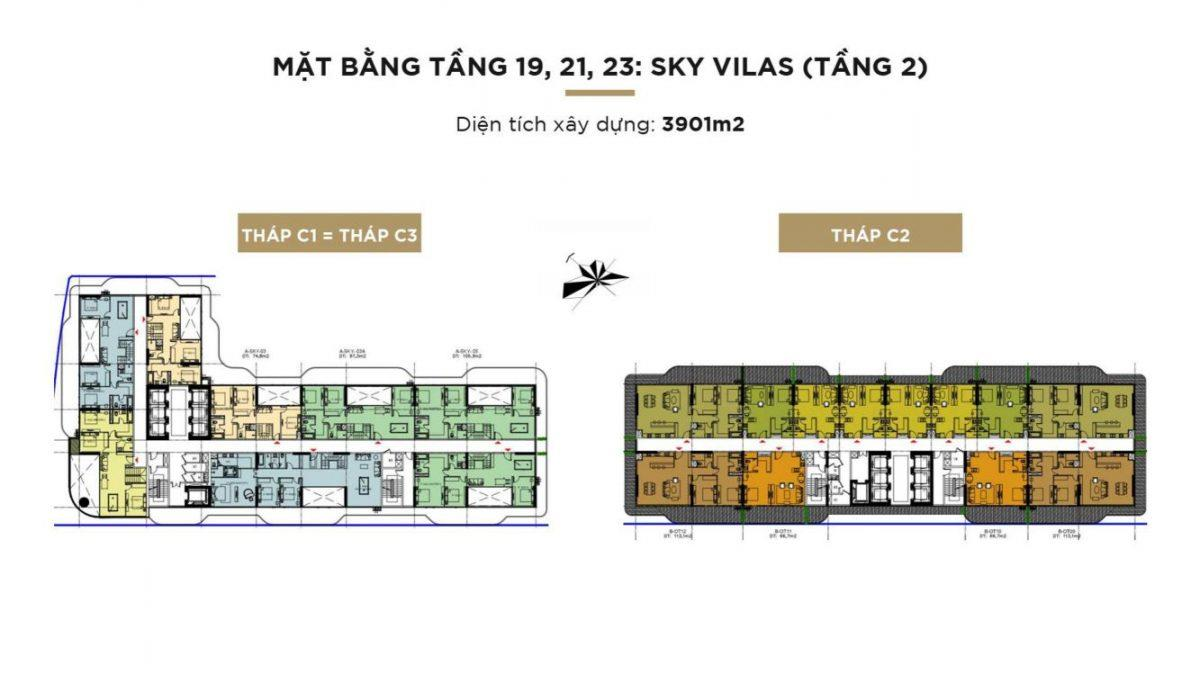 MB TẦNG 19-21-23