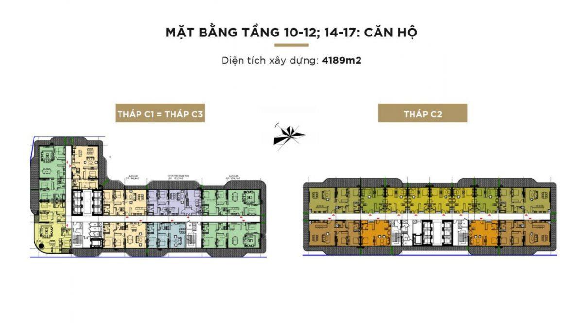 MB TẦNG 10-12;14-17