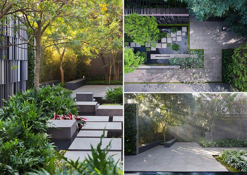Tiểu cảnh sân vườn tạo nên không gian xanh cho ngôi nhà của bạn