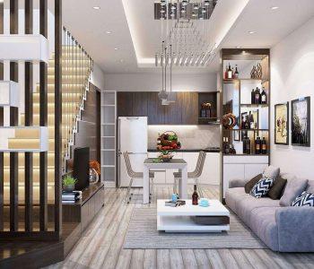 Thiết kế nội thất nhà đẹp mang đến không gian sống tiện nghi và thẩm mỹ