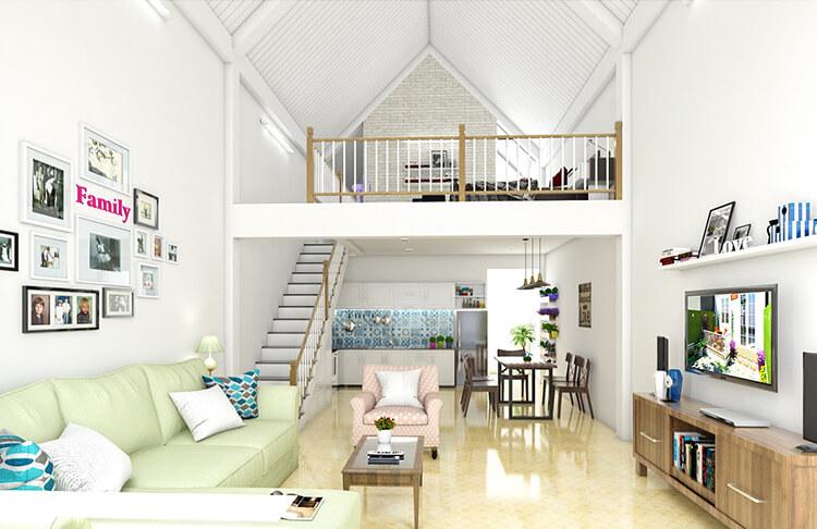 Phong cách thiết kế nội thất nhà đẹp hiện đại phổ biến nhất hiện nay