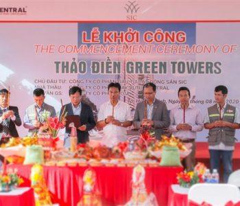 TÊN TUỔI CHỦ ĐẦU TƯ DỰ ÁN THẢO ĐIỂN GREEN TOWERS