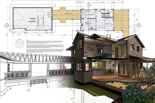 Tiêu chuẩn kiến trúc trong thiết kế nhà