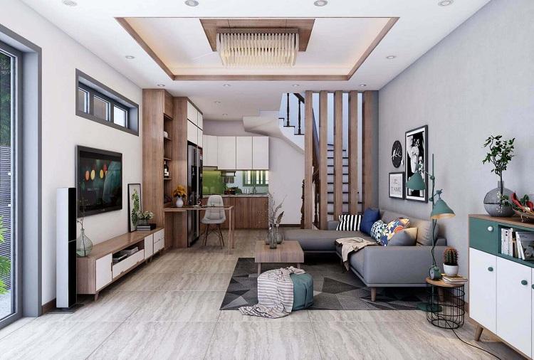 Phong cách thiết kế nào phù hợp nhà phố có diện tích nhỏ?