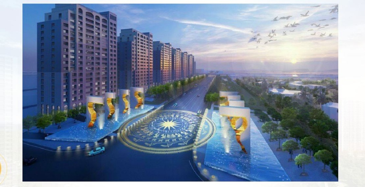 Mẫu sản phẩm Mini Hotel Boutique Sun Grand Boulevard Sầm Sơn Thanh Hóa