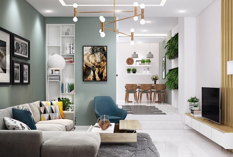 Thiết kế nội thất giúp nhà đẹp thêm đẹp hơn