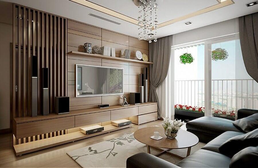 Các quy tắc khi thiết kế nội thất phòng khách cho gia đình bạn