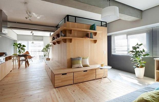 Phong cách thiết kế nội thất nhà kiểu (minimalist) hiện đang rất thịnh hành