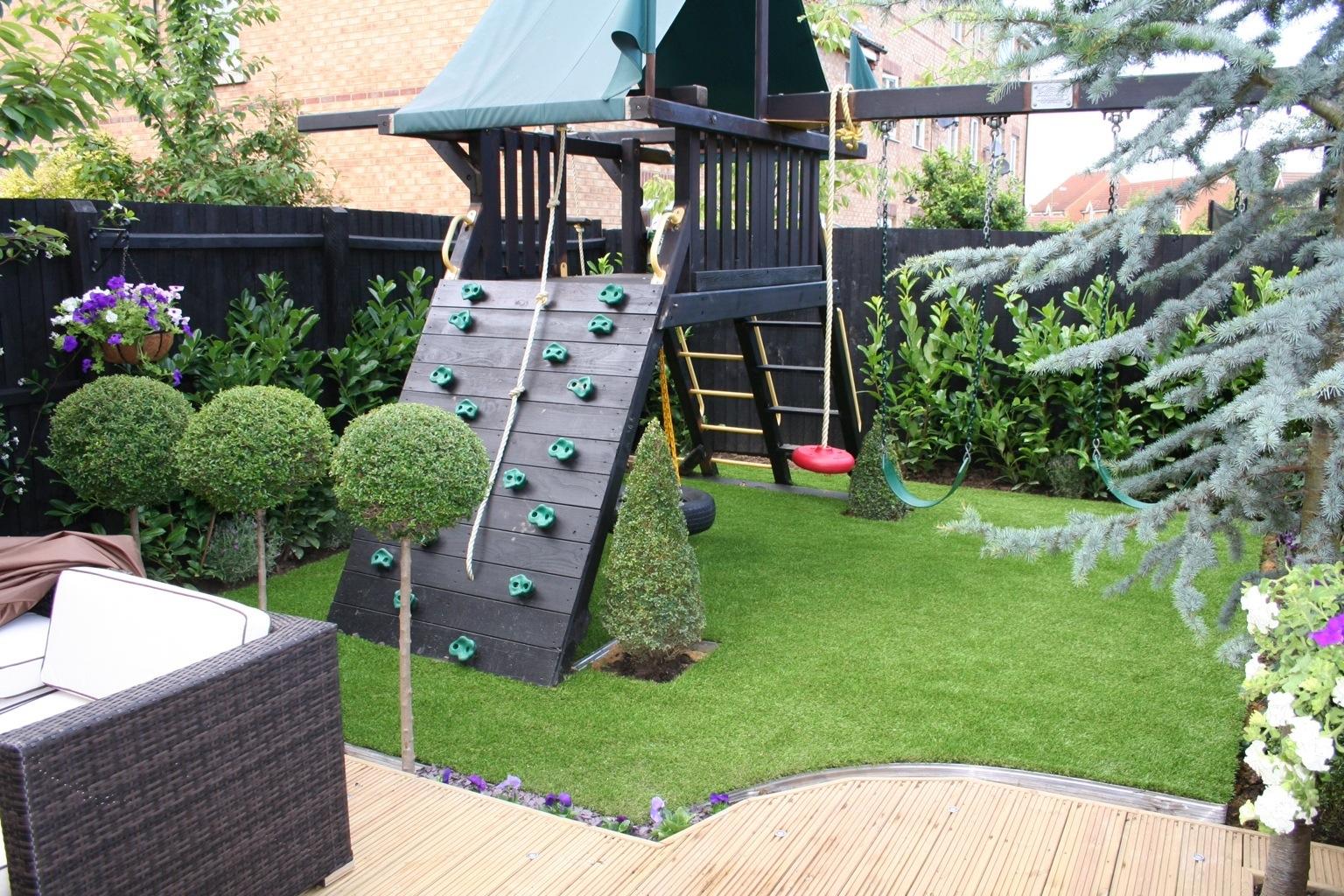 Tiểu cảnh sân vườn dành cho những căn biệt thự