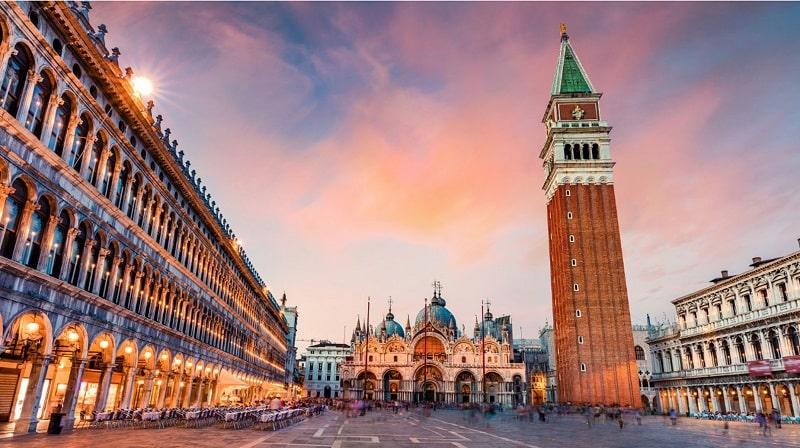 Tháp vọng cảnh Venezia