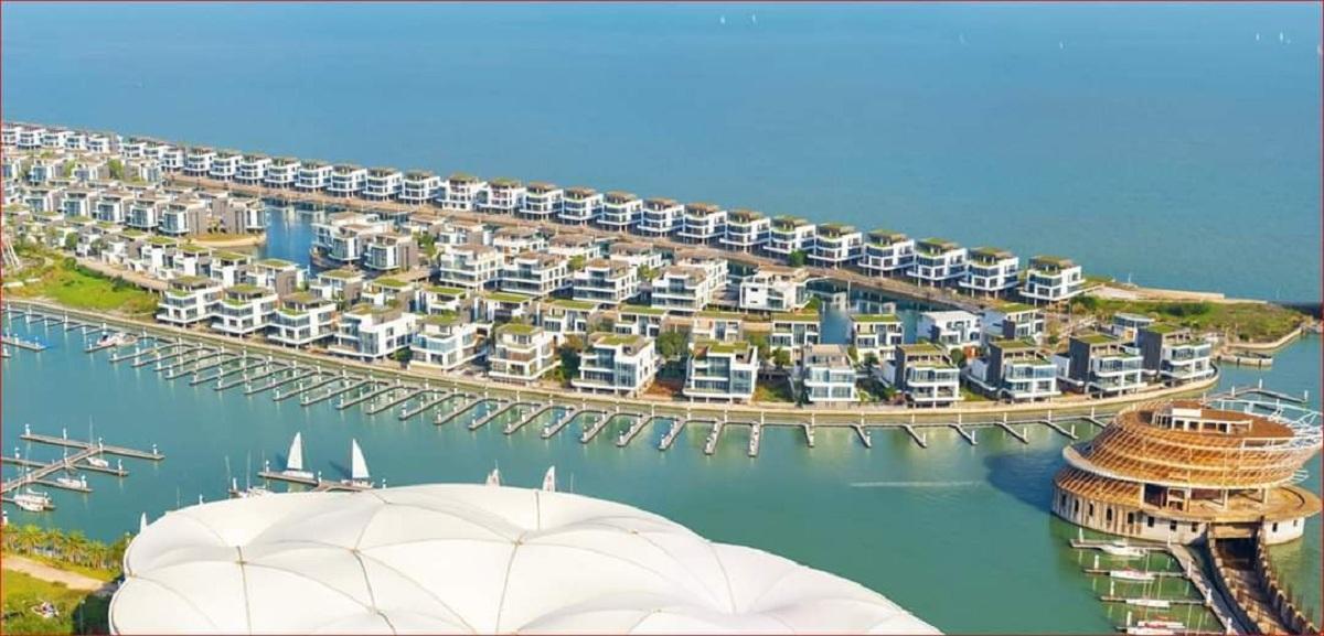 Thiết kế sản phẩm biệt thự Vinhomes Cần Giờ gần biển đẹp