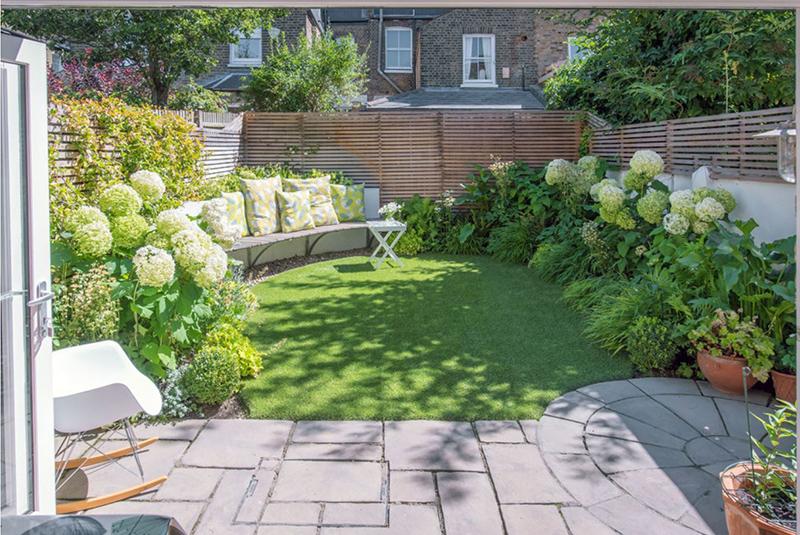 Ý tưởng thiết kế sân vườn đẹp