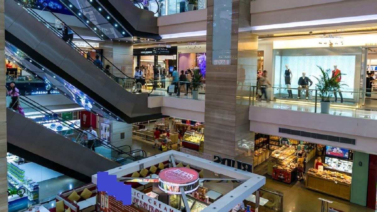 Trải nghiệm không gian mua sắm sang trọng, đẳng cấp chuẩn thương hiệu Vincom Center