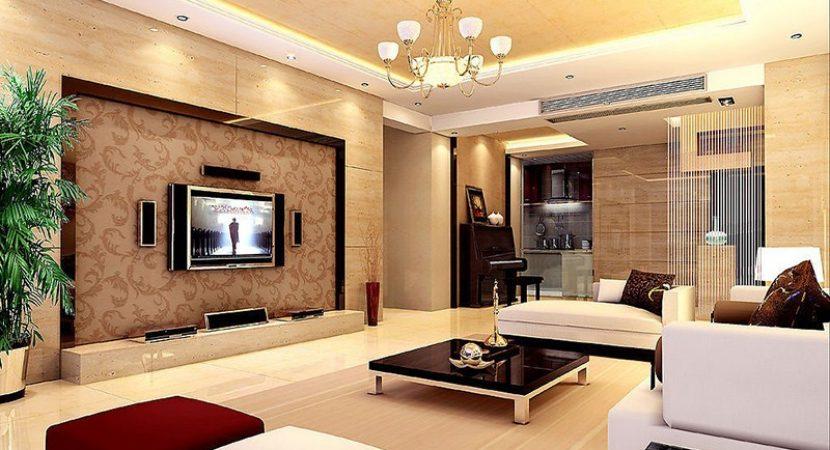 Phong thủy cho phòng khách với những thiết kế hiện nay