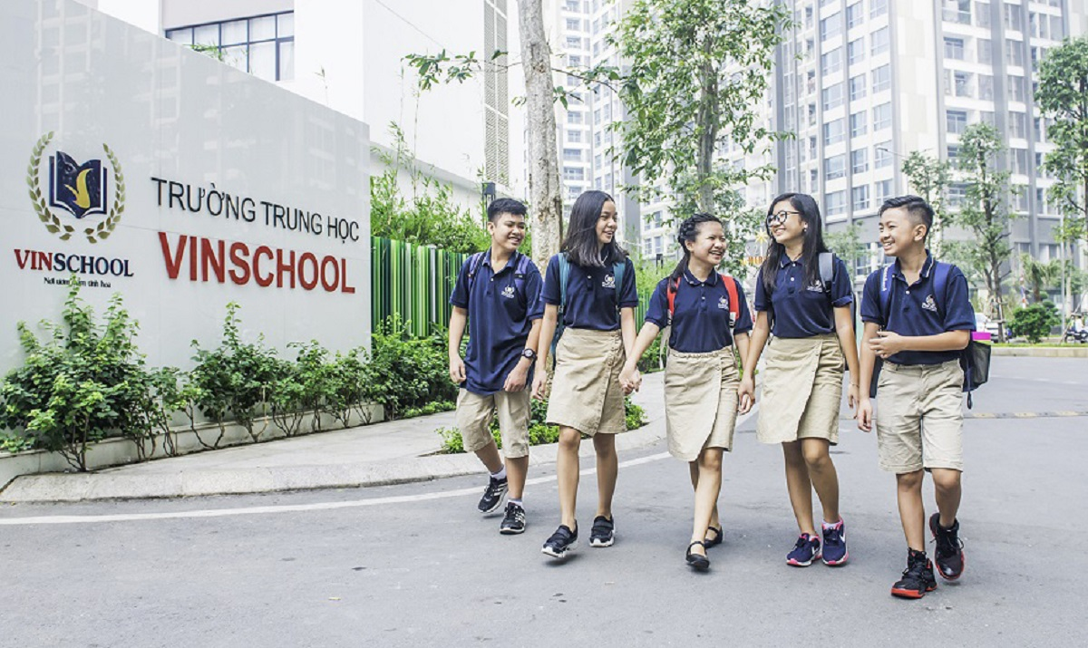 Vinhomes Dream City Hưng Yên tích hợp trường học Vinschool
