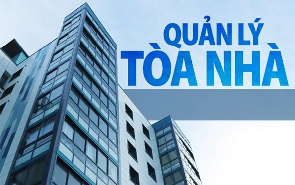 Tất cả các tòa nhà chung cư đều có BQL tòa nhà