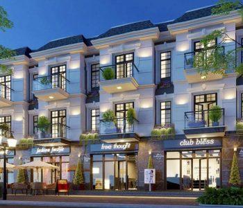 Shophouse là một loại hình nhà ở kinh doanh đặc biệt