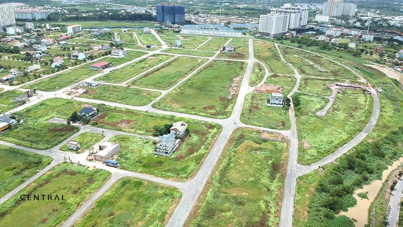 mua đất Đà Nẵng trên địa bàn xã Hòa Sơn, Hòa Liên và Hòa Ninh thuộc huyện Hòa Vang