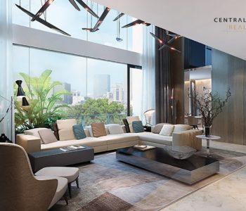 Duplex không chỉ là không gian đầu tư để tận hưởng cuộc sống mà còn sinh lời