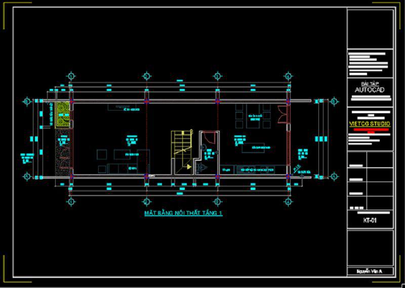 CAD là một khái nhiệm trong ngành thiết kế