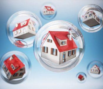 Bong bóng bất động sản là một loại bong bóng kinh tế