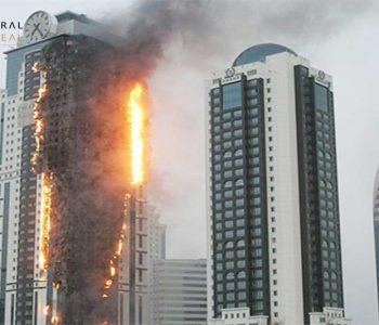 Kỹ năng thoát hiểm khi xảy ra cháy nhà ở cao tầng