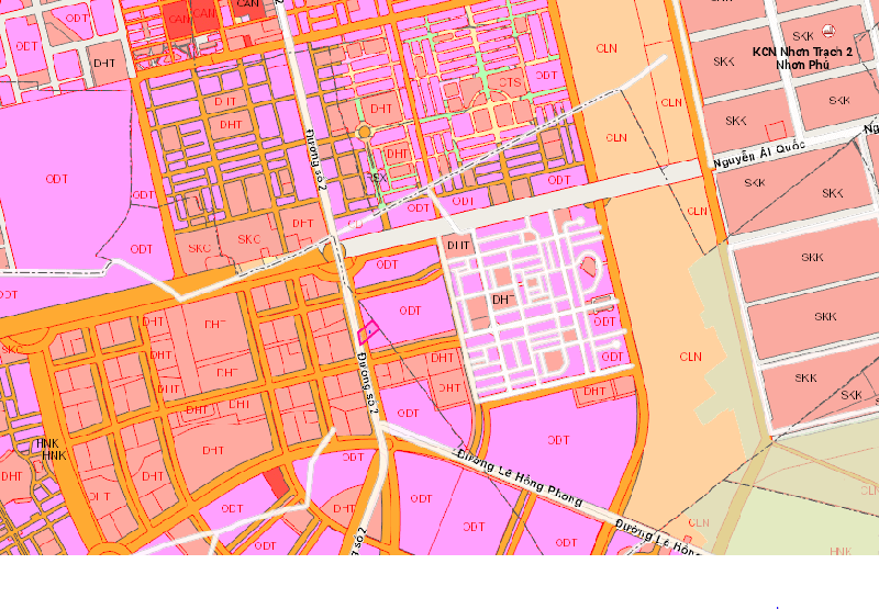 Đây là đất thuộc nhóm đất thổ cư theo quy định của Bộ TNMT