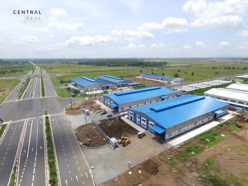 Đất SKC bao gồm: đất sản xuất vật liệu xây dựng, đất KCN, đất cơ sở sản xuất kinh doanh