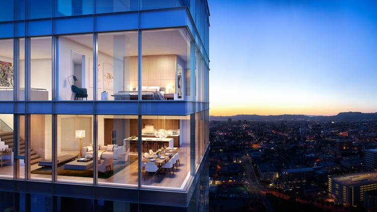 Một căn hộ Penthouse tiêu chuẩn phải đảm bảo có các yếu tố