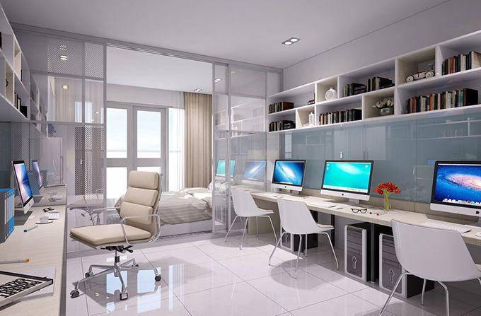 Căn hộ Officetel phù hợp với các công ty hay doanh nghiệp nhỏ mới Startup
