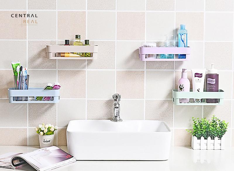 Những chiếc kệ nhà tắm sáng tạo và đẹp sẽ