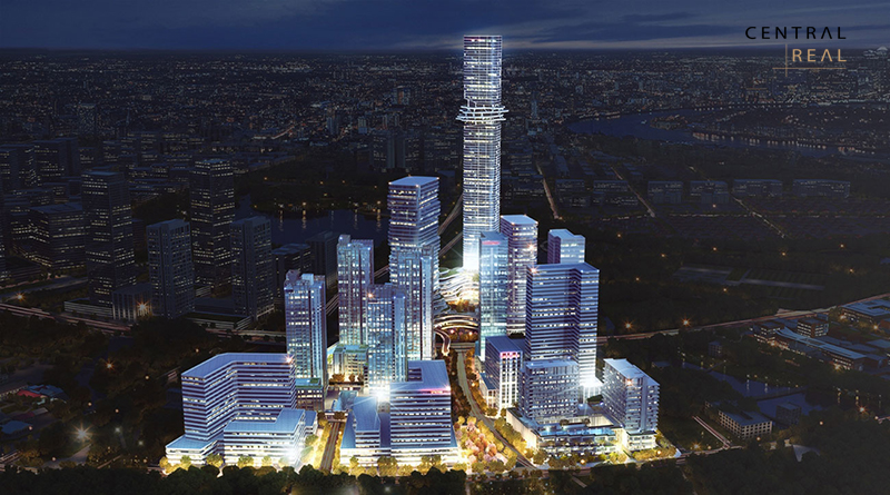 Empire 88 Tower tạo nên vẻ đẹp hiện đại cho TP Hồ Chí Minh