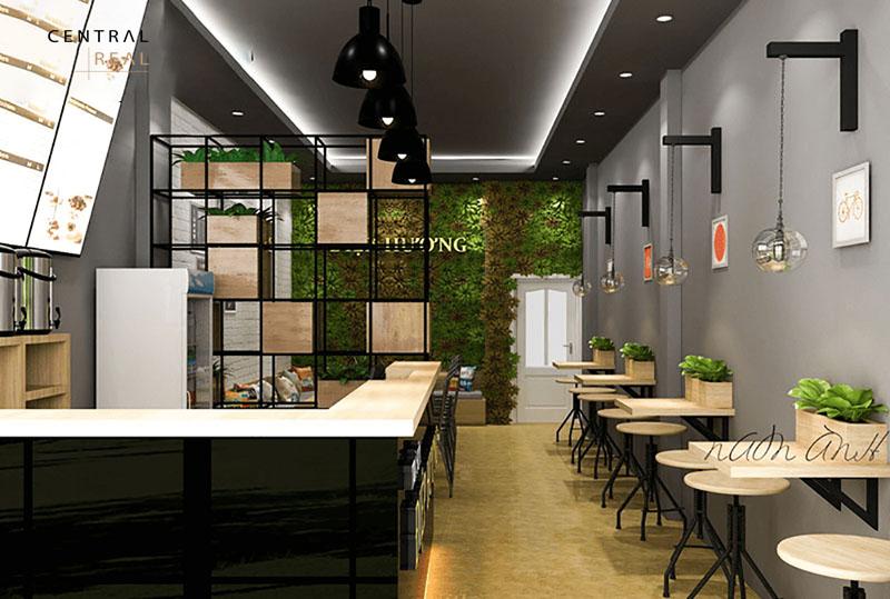 Một số phong cách thiết kế quán trà sữa diện tích nhỏ đẹp