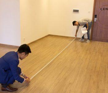 Quy định chuẩn nhất hiện nay là phải đo theo diện tích thông thủy