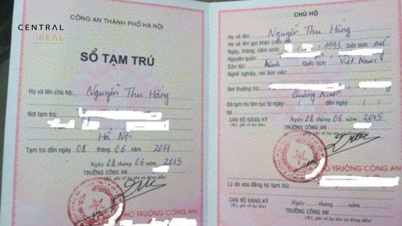 hồ sơ để có thể đăng ký sổ tạm trú KT3 thành công