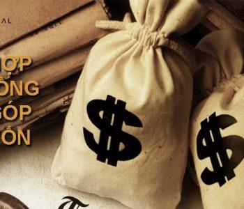 HĐ góp vốn là văn bản giấy tờ thỏa thuận việc góp vốn mua đất nhằm mục đích thu về lợi nhuận