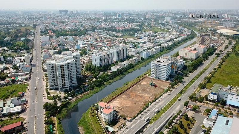 4 phân khu đô thị S1, S2, GS, Sông Hồng trong tương lai sẽ là tâm điểm mới của huyện Đan Phượng Hà Nội