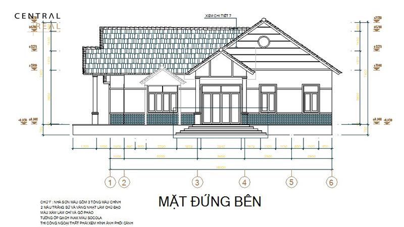 Kích thước chiều dài nhà ở theo phong thủy bao nhiêu là tốt