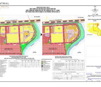Những vấn đề cần lưu ý khi sử dụng đất quy hoạch 1/2000