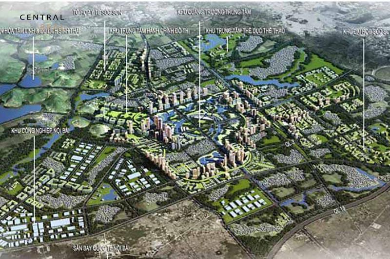 Bản vẽ đồ án quy hoạch phân khu xây dựng dự án sẽ được thể hiện theo tỉ lệ 1/2000 hoặc 1/5000.