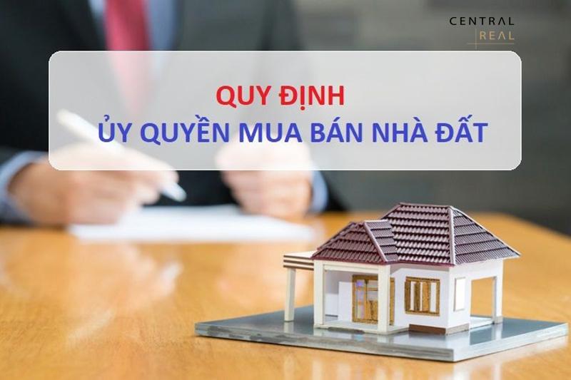 Giấy ủy quyền mua bán đất