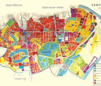 Thông tin chung về quy hoạch quận Hoàng Mai