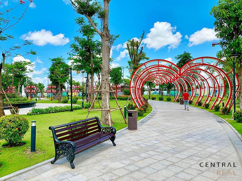 Công viên hạnh phúc