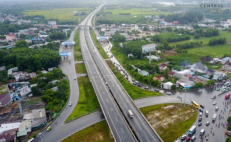 Đường cao tốc Long Thành - Dầu Giây