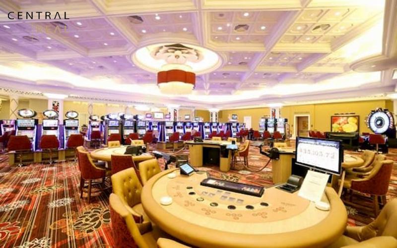 Hệ thống Poker hiện đại