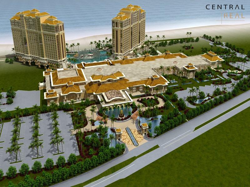 Tổng quan khu nghỉ dưỡng Casino Hồ Tràm