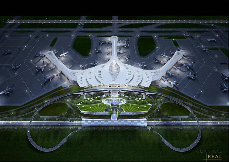 ACV đang cố gắng để đảm bảo tiến độ đề ra cho sân bay Long Thành