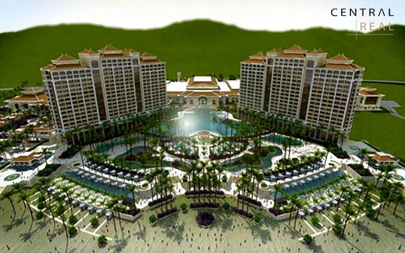 Không gian hiện đại của Casino Hồ Tràm