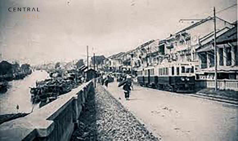 Đại lộ Đông Tây - con đường trải dài lịch sử