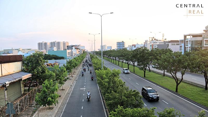 Đại lộ Đông Tây - Đại lộ Võ Văn Kiệt